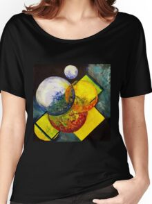World Series A-5 Dark Space Women's Relaxed Fit T-Shirt