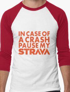 Bicycle priorities Men's Baseball ¾ T-Shirt