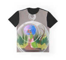 Hydrangea Graphic T-Shirt