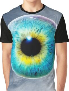 Eye in Space Graphic T-Shirt
