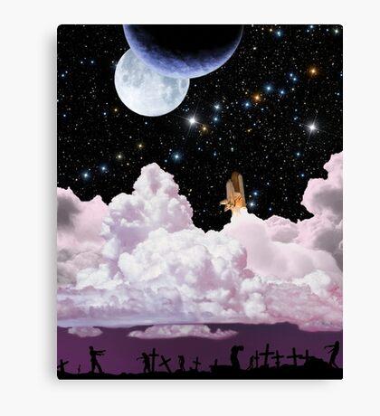 Apocalypse Plan B Canvas Print