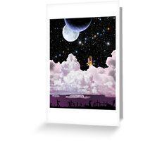 Apocalypse Plan B Greeting Card