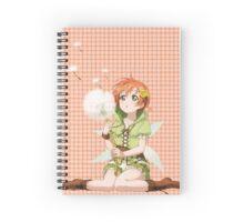 Rin Hoshizora Spiral Notebook