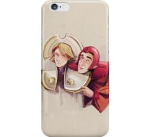 Romana and Brax iPhone Case/Skin