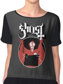 Ghost (Ghost BC) Oregon Opus Eponymous Chiffon Top