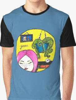 Time To Grow  Graphic T-Shirt