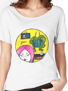 Time To Grow  Women's Relaxed Fit T-Shirt
