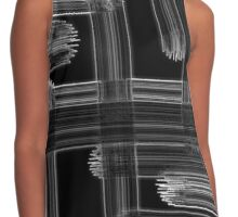 Grey Lights Art Contrast Tank