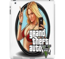sexy GTA iPad Case/Skin