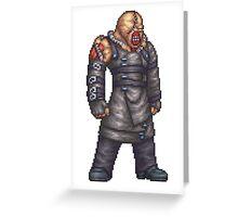 Nemesis Greeting Card