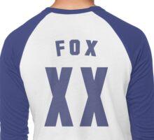 The Year is 20XX... Men's Baseball ¾ T-Shirt