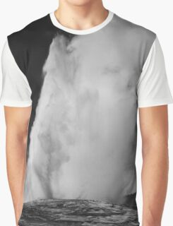Ansel Adams - Old Faithful Graphic T-Shirt