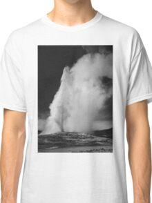 Ansel Adams - Old Faithful Classic T-Shirt