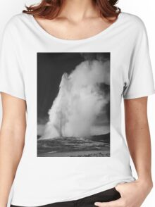 Ansel Adams - Old Faithful Women's Relaxed Fit T-Shirt