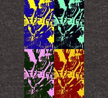 Twisted Daffodils (Pop Art) Unisex T-Shirt