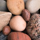 Clasach Pebbles by Christopher Cullen