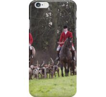 Chelsworth Hunt iPhone Case/Skin