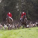 Chelsworth Hunt by Christopher Cullen
