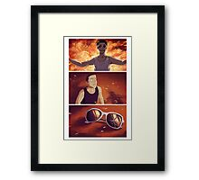 TRC: Kavinsky's Party Framed Print