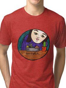 Always Wonder Tri-blend T-Shirt