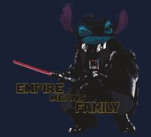 Stitch Wars Kids Tee