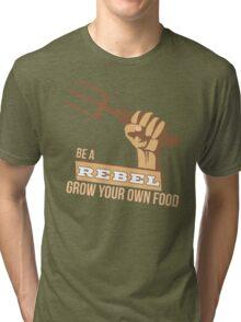 Join The Gardening Revolution T Shirt Tri-blend T-Shirt