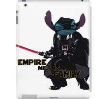 Stitch Wars iPad Case/Skin