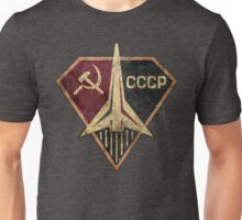 CCCP Rocket Hero Unisex T-Shirt