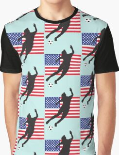 United States of America - WWC Graphic T-Shirt