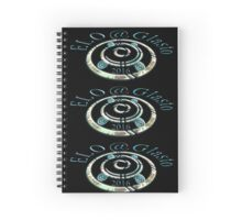 ELO @ GLASTO Spiral Notebook