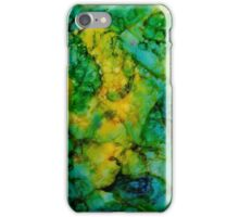 Abstract Bubbles iPhone Case/Skin