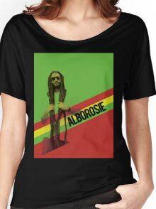 Alborosie Women's Relaxed Fit T-Shirt