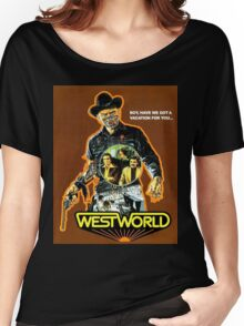 West World Women's Relaxed Fit T-Shirt