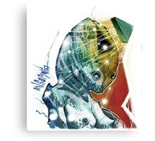 "INSAMNIA's ""Tri Laddark"" ALIEN Canvas Print"