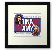 Election 2016 Framed Print