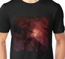 BETWEEN DARKNESS Unisex T-Shirt