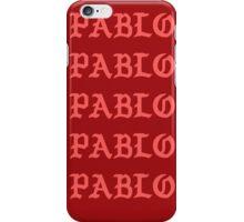 Kanye West - 'Pablo' iPhone Case/Skin
