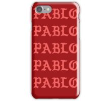Kanye West - 'Pablo' iPhone Case/Skin
