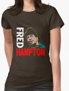 FRED HAMPTON Womens Fitted T-Shirt