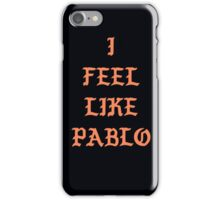 Kanye West - 'I Feel Like Pablo' iPhone Case/Skin