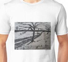 Uk Countryside  Unisex T-Shirt