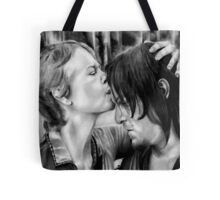 Tenderness in Chaos  Tote Bag