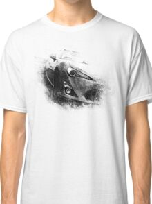 Grungy ZN6 Face Classic T-Shirt