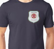 Purgatory Sheriff Department (Chest Logo) Unisex T-Shirt