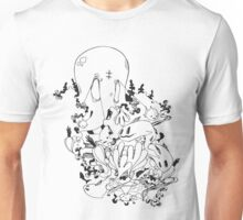 The Octopus and the Crab Unisex T-Shirt