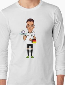 Ozil (SuperEuros) Long Sleeve T-Shirt