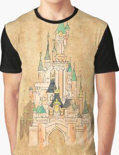 La Belle au Bois Dormant Graphic T-Shirt