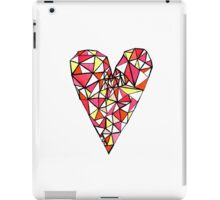 Graphic Heart iPad Case/Skin