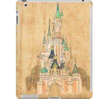 La Belle au Bois Dormant iPad Case/Skin