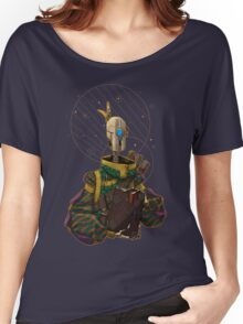 The Scholar Women's Relaxed Fit T-Shirt